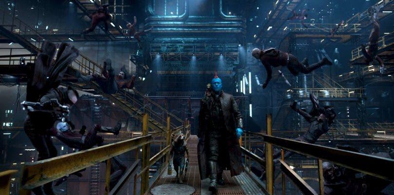 Se revelan nuevas imágenes de Guardianes de la Galaxia Vol. 2