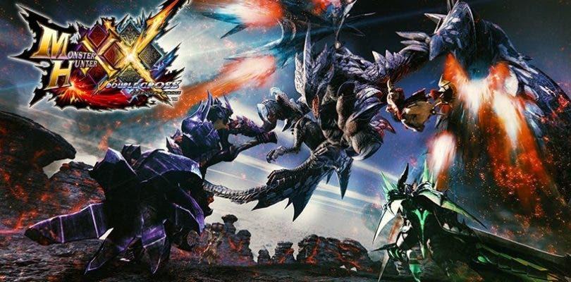 Monster Hunter XX luce sus características en un extenso gameplay