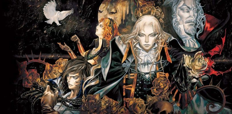 PS4 podría contar con Castlevania Requiem: Symphony of the Night & Rondo of Blood