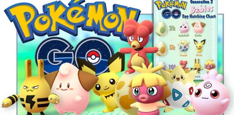 Descubre qué nuevo Pokémon aguarda en la eclosión de cada huevo