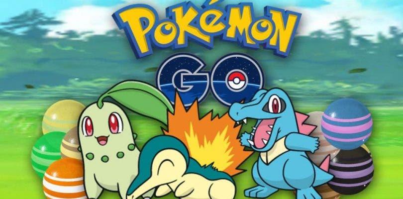 La segunda generación en Pokémon GO llega esta semana