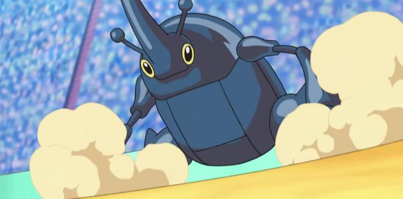 Heracross será exclusivo de la región de Sudamérica en Pokémon GO