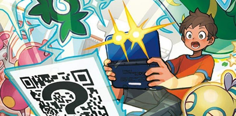 Los códigos QR tendrán una nueva función en Pokémon Sol y Luna