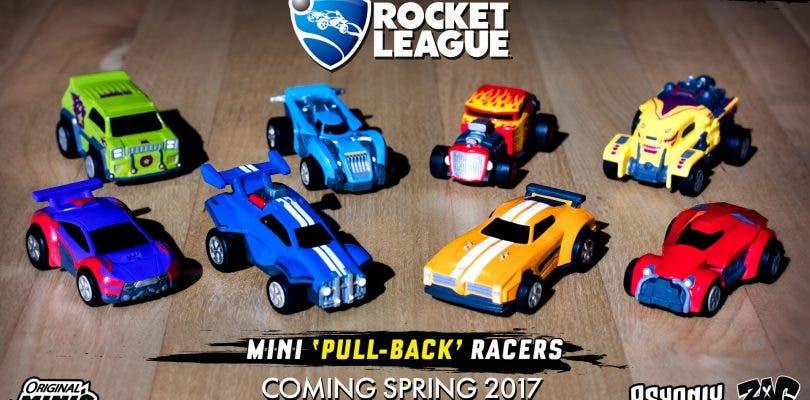 Rocket League lanza su propia línea de coches de juguete