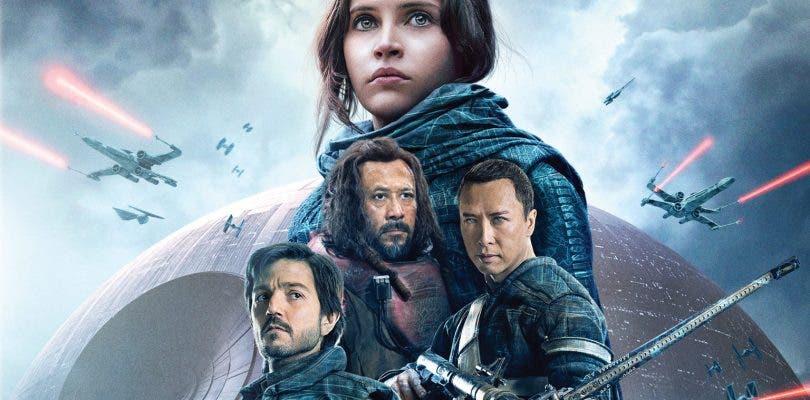 La versión DVD y Blu-Ray de Star Wars: Rogue One llegará en abril