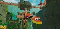 Sumo Digital habla del desarrollo de Snake Pass en Nintendo Switch