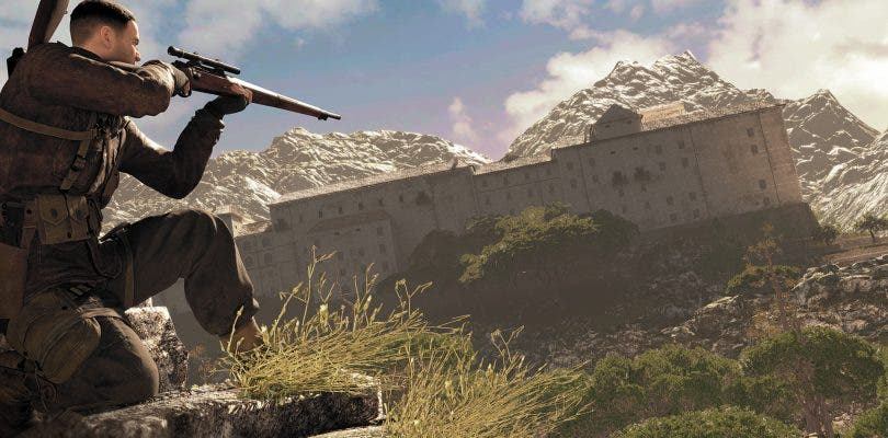 Sniper Elite 4: Deathstorm Part 1: Inception ya está disponible