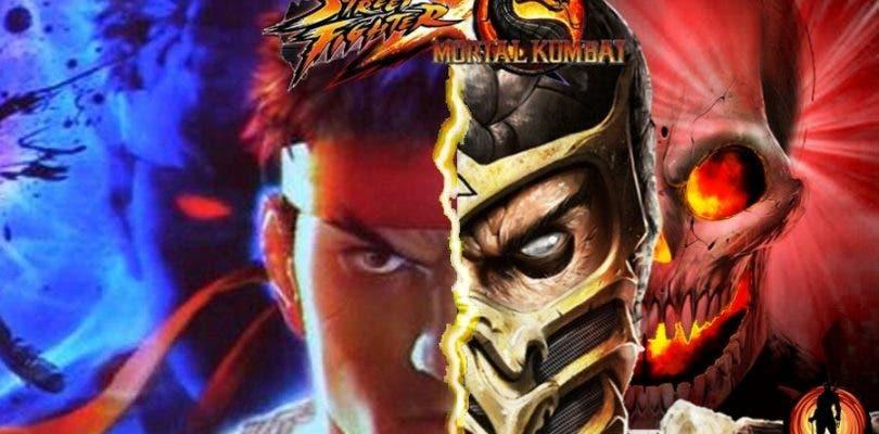 El padre de Mortal Kombat tantea el crossover con Street Fighter