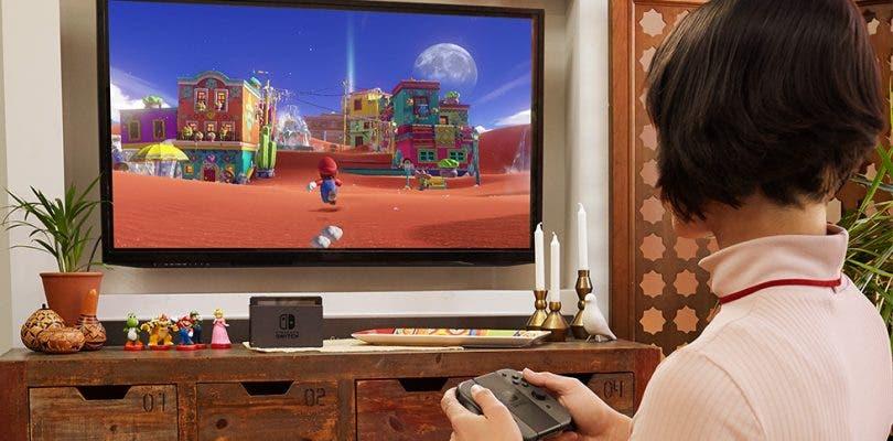 Nintendo Switch recibe la actualización de su versión 2.2.0