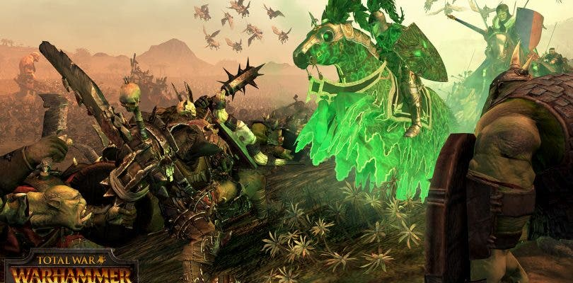 Los bretones se unirán a Total War: Warhammer muy pronto