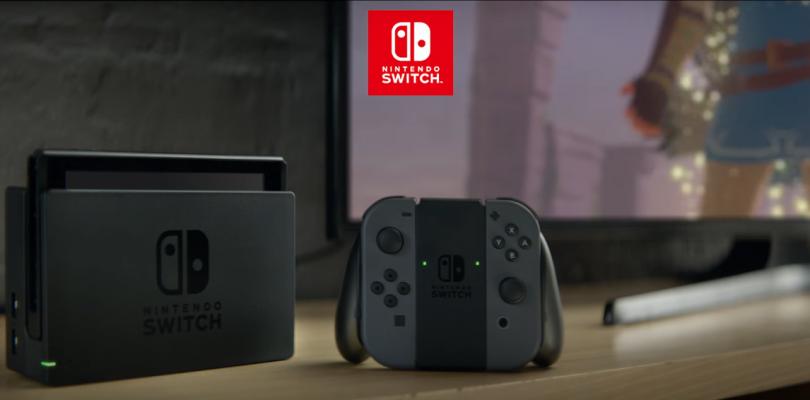 Nintendo Switch muestra sus capacidades en un nuevo tráiler