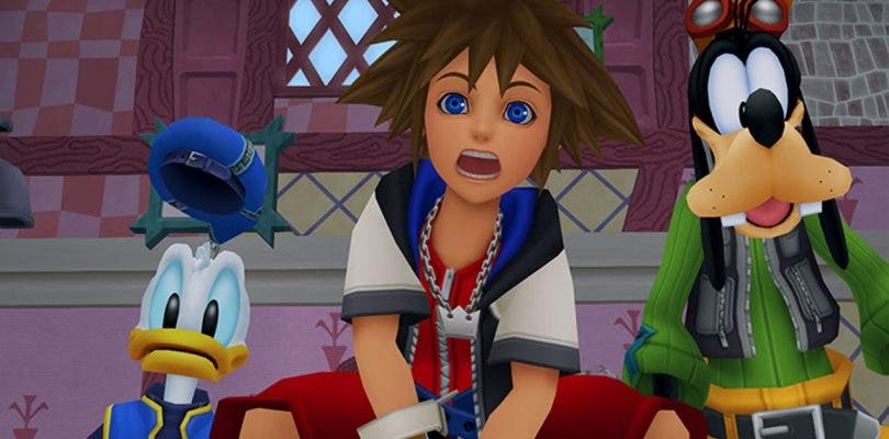 Kingdom Hearts HD 1.5 + 2.5 ReMIX parche europa 1