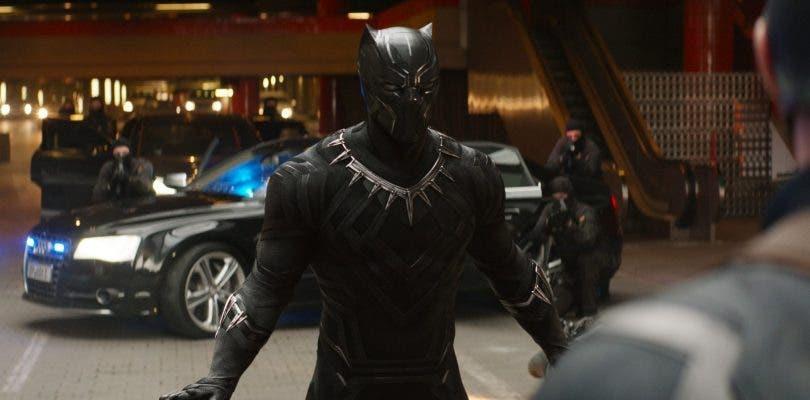 Black Panther confirma su sorprendente reparto