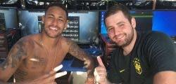 La gran viciada de Neymar al Counter Strike