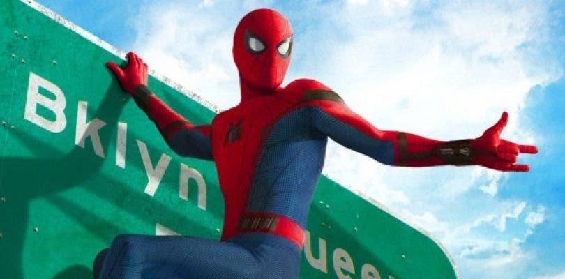 Deadpool reversiona el póster de Spider-Man: Homecoming a su estilo