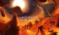 PlayStation homenajea a Journey por su quinto aniversario
