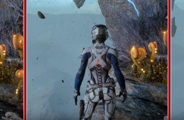 Comparativa gráfica de versiones de Mass Effect: Andromeda
