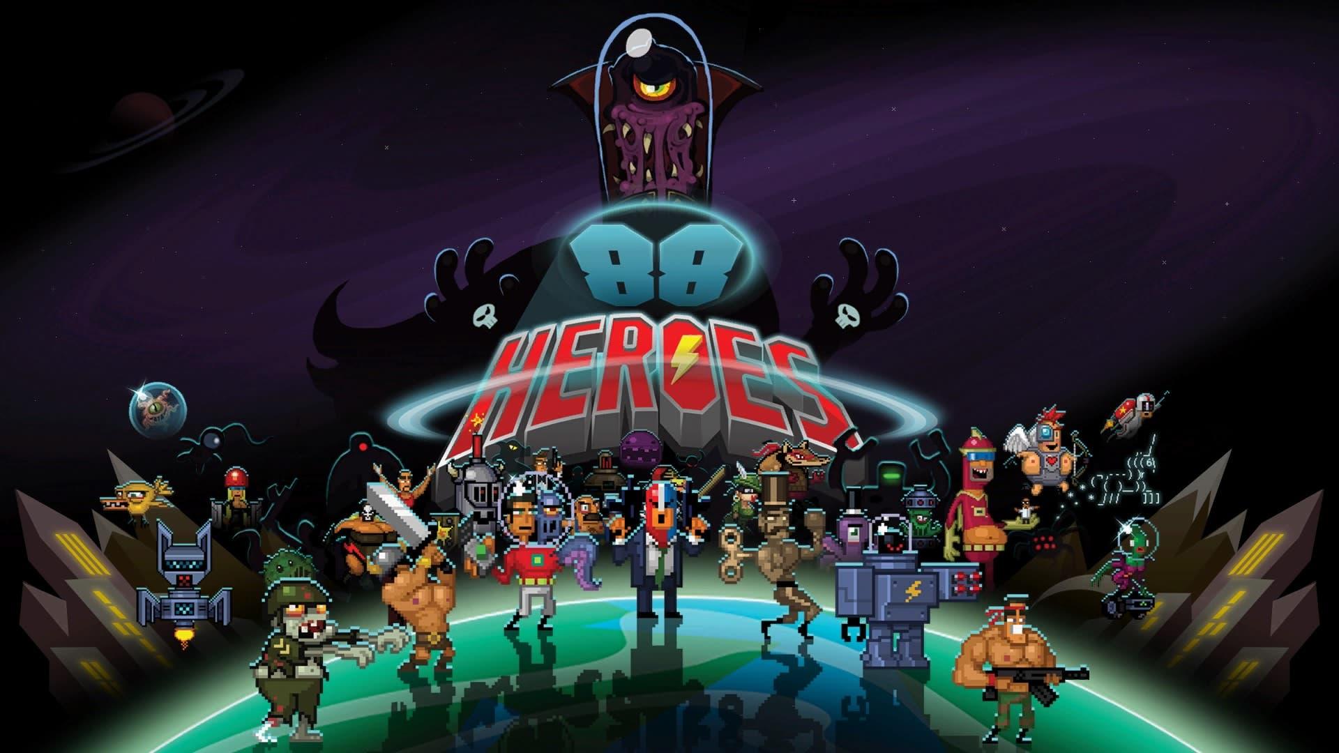 Imagen de Análisis 88 Heroes