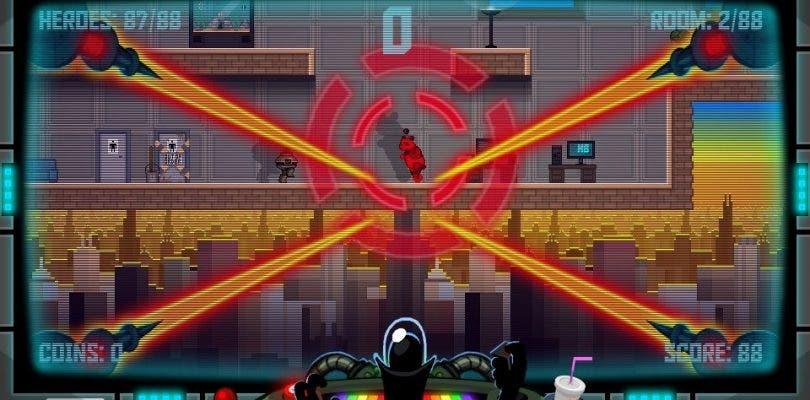 El caótico plataformas 88 Heroes ya tiene fecha de lanzamiento