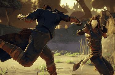 Los combates y parajes de Absolver protagonizan un nuevo vídeo