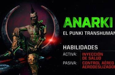 Anarki vuelve en el nuevo tráiler de Quake Champions