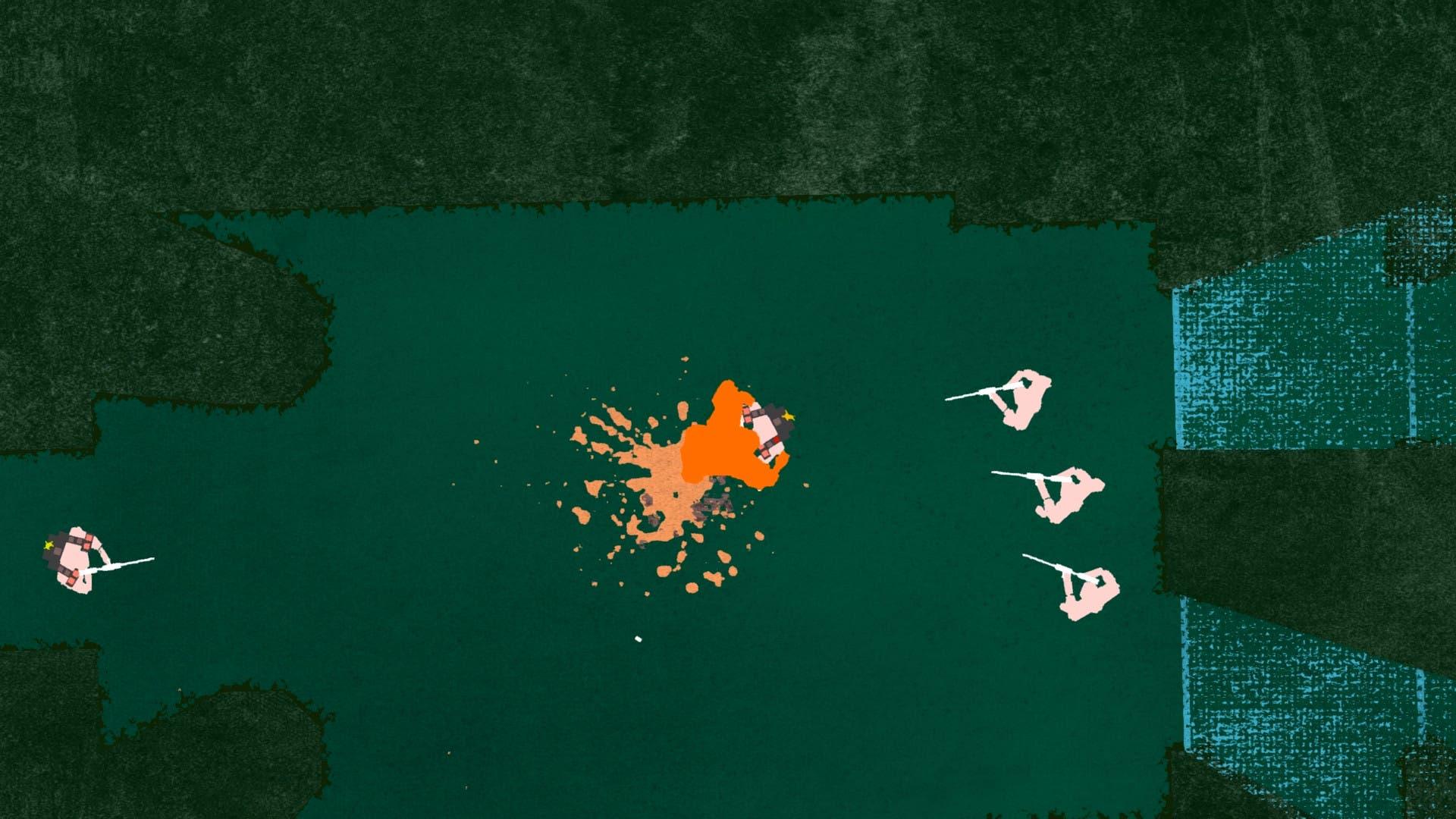 Imagen de Ape Out se pondrá a la venta en febrero para Switch y PC