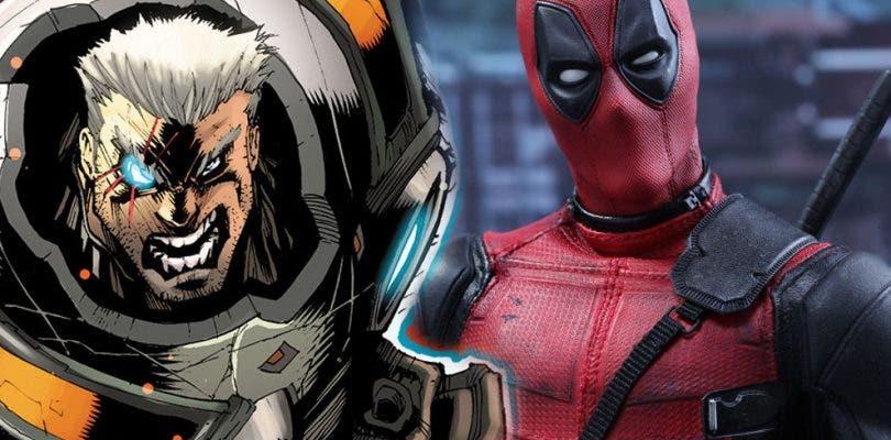 Se confirma que Deadpool y Cable estarán en X-Force