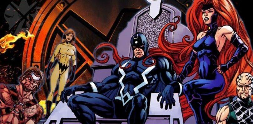 Primer vistazo a Rayo Negro en imágenes del rodaje de The Inhumans