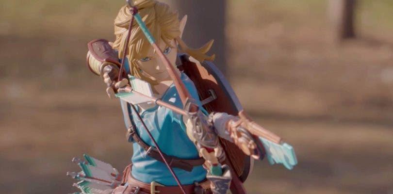 First 4 Figures muestra cómo se hizo la nueva figura de Link