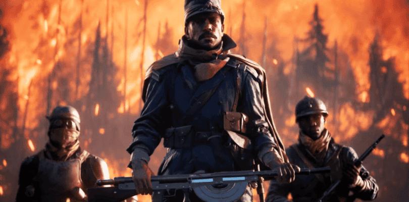 Nuevo contenido gameplay de Battlefield 1: They Shall Not Pass