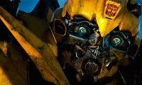 Bumblebee se deja ver con su nuevo aspecto en el rodaje de su película