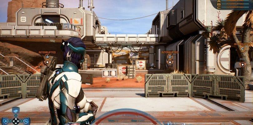 Nuevos detalles sobre el multijugador de Mass Effect: Andromeda