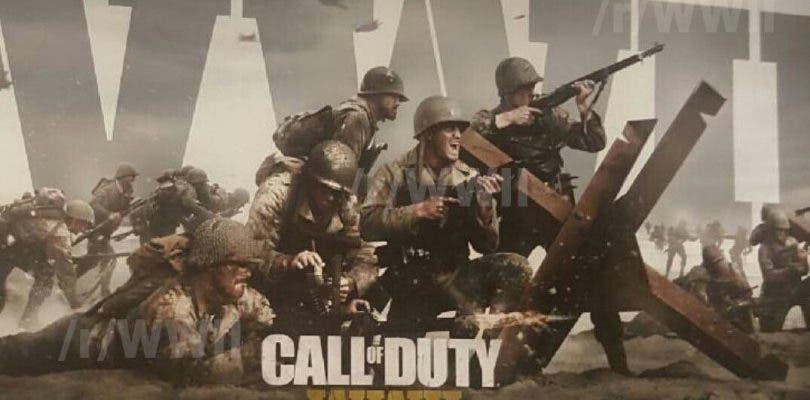 Se filtran las primeras imágenes de Call of Duty: WWII