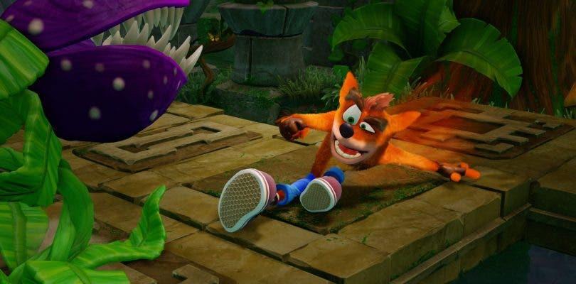 Sony reafirma la exclusividad de Crash Bandicoot N. Sane Trilogy