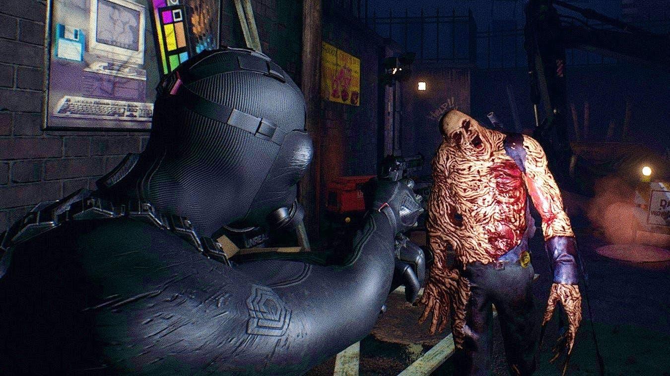 Imagen de El interesante proyecto de survival horror Daymare 1998 llegará a PC este verano