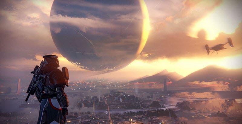 Destiny 2 escenarios