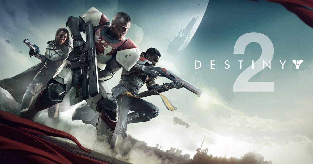 Destiny 2 portadaart