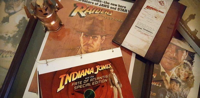 Lucasfilm prohíbe la remasterización fan de Indiana Jones