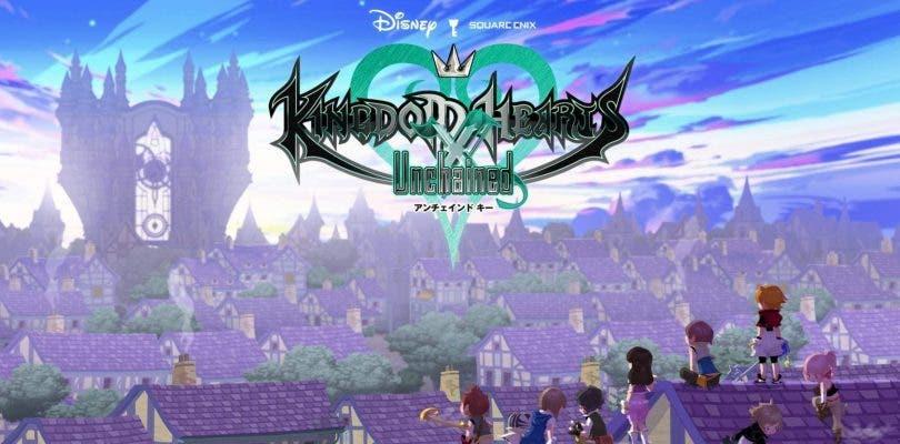 Square-Enix relanzará Kingdom Hearts Unchained X bajo otro nombre