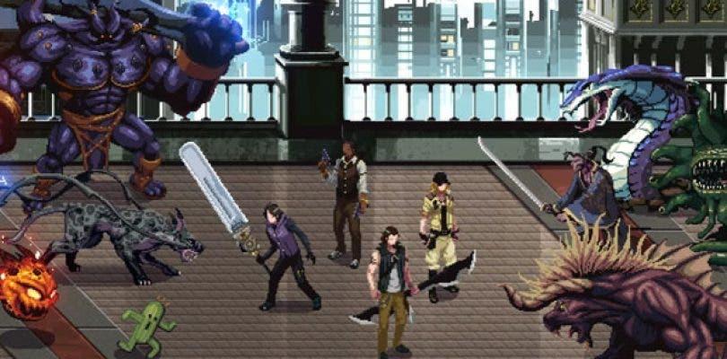 A King's Tale: Final Fantasy XV llega a PlayStation 4 y Xbox One