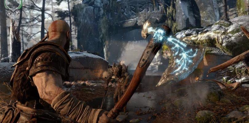 Forjan el arma de Kratos en el nuevo God of War a escala completa