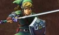 Sorteamos esta excepcional figura de Zelda Skyward Sword
