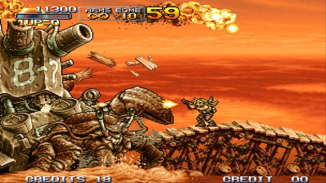 Imagen de Análisis Metal Slug 3 (eShop)