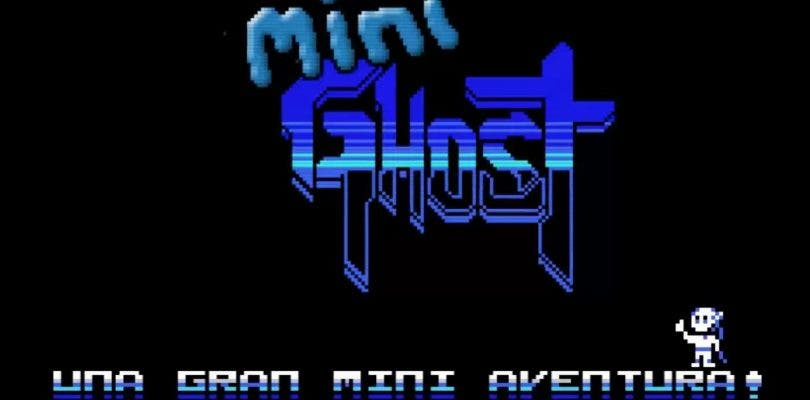 Mini Ghost, precuela de Ghost 1.0, ya tiene fecha de lanzamiento