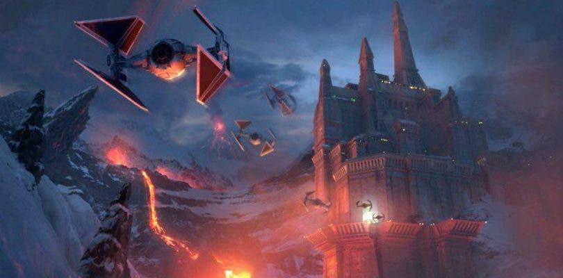 El castillo de Darth Vader podría volver a aparecer en Star Wars