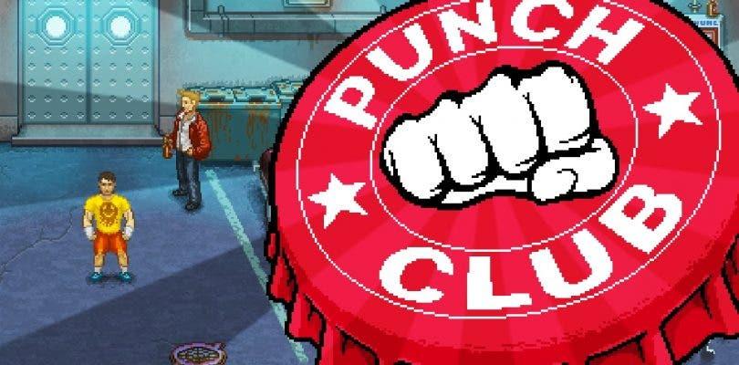Punch Club llegará a Nintendo Switch en mayo