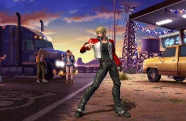 Rock Howard llegará a The King of Fighters XIV en un DLC