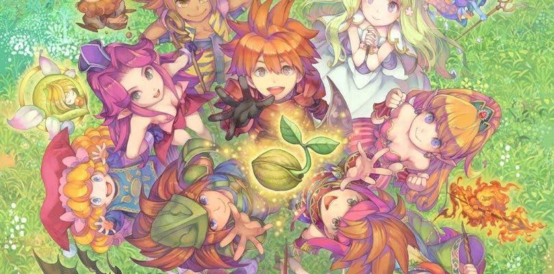 Se anuncia Seiken Densetsu Collection para Nintendo Switch