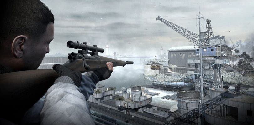 El primer DLC de Sniper Elite 4 estará disponible la próxima semana