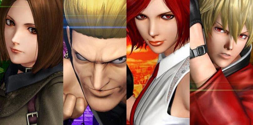 El nuevo contenido de The King of Fighters XIV llega en abril